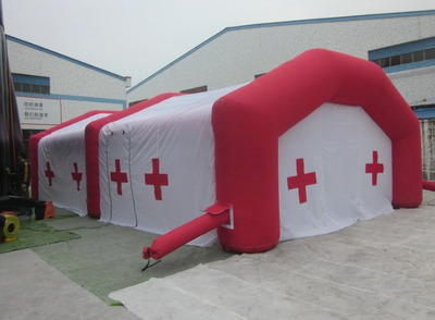Hospital Inflable México