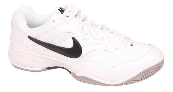 Tênis Masculino Nike Court Lite - Branco