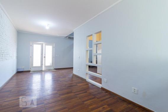 Casa Para Aluguel - Brooklin, 3 Quartos, 140 - 892928536
