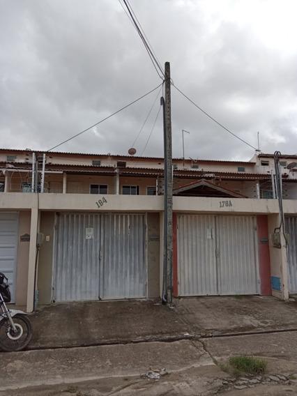 Aluguel Casa Com 2 Quartos, Garagem - Bairro Mondubim