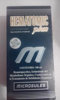 Multivitaminico Hematomic Plus 100ml