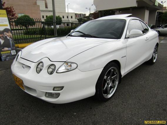 Hyundai Tiburón Fx Mt 2000cc Aa 3p