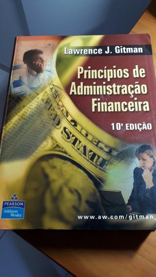 Princípios De Administração Financeira De Lawrence J.gitman#