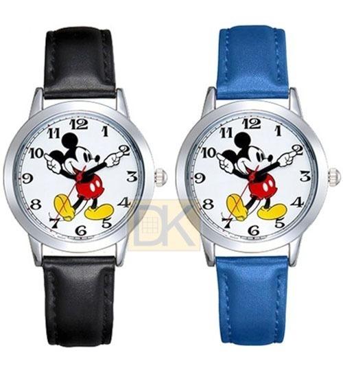 Reloj Mickey Mouse Disney. Correa Piel. Envío Gratis!