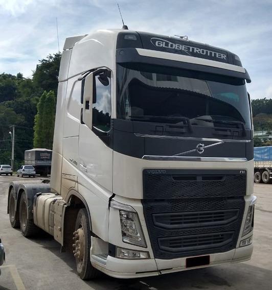 Volvo Fh 540 2019 6x4 - Lc