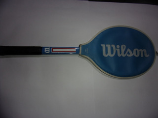 Raqueta Tenis Wilson Chris Evert Antigua De Coleccion