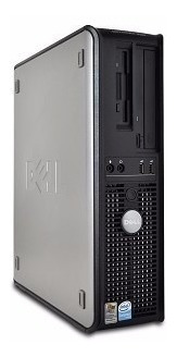 Cpu Dell Optiplex 320 Dual 2gb Hd 80gb Sata