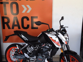 Ktm Duke 200 Blanca Entrega Inmediata Gs Motorcycle