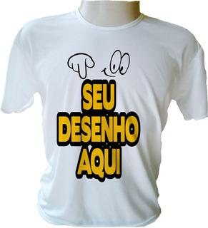 Camiseta Personalizada C/ Sua Estampa Kit Com 104 Camisetas