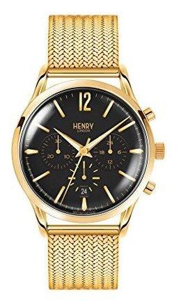 Henry London Hl41-cm-0180 - Cronógrafo Para Hombre