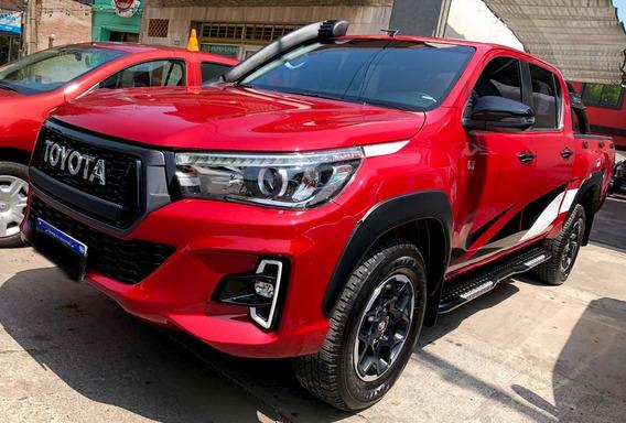 Toyota Hilux Gazoo Racing 4x4 Automática Modelo 2019 Tdi