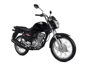 Consorcio Nacional Honda Moto Titan 160 Start 2019 C/ Licenc