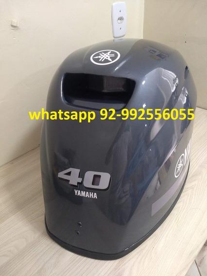 Capo Para Motor Yamaha 40 Hp 4t Novo Paralelo