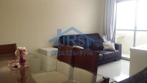 Apartamento Com 3 Dormitórios À Venda, 72 M² Por R$ 390.000 - Piratininga - Osasco/sp - Ap4420