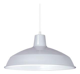 Lampara Colgante Techo Campana 40 Cm Deco Living Bell01