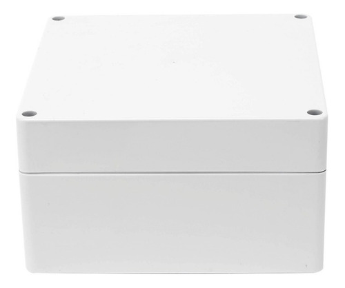 Imagen 1 de 6 de Caja Plástico Exterior Ip65 160x160x90mm Cierre Tornillo