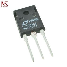 Regulador De Tensão Ci Lt1083-cp 1.5-30v 7.5a,