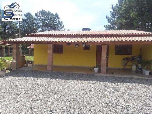 Imagem 1 de 15 de Chácara Para Venda Em Pinhalzinho, Zona Rural, 1 Dormitório - 884_2-1186248