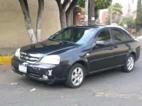 Chevrolet Optra 2.0 M Mt Automático Piel Eléctrico