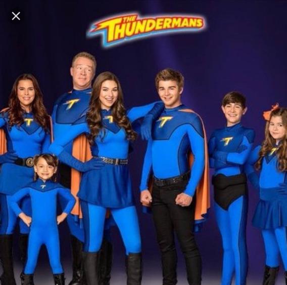 Dvd The Thundermans As 4 Temporadas Completas E Dubladas