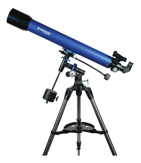 Telescópio Refrator Polaris 90mm German Equatorial Meade
