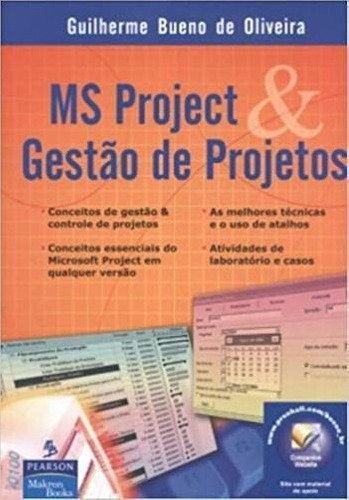 Imagem 1 de 1 de Ms Project & Gestao De Projetos