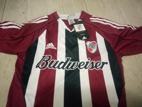 Camiseta De River Tricolor Original Y Nueva 100%