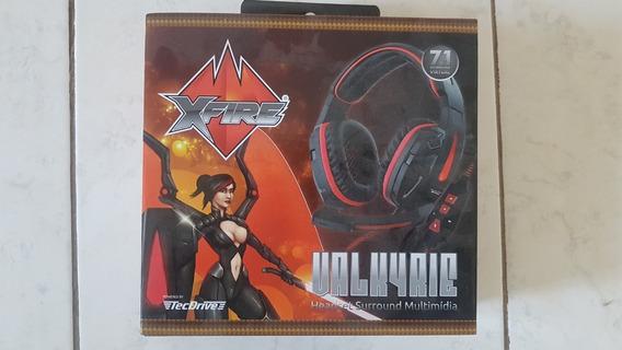 Fone/headphone Xfire Valkyrie 7.1