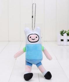 Pelúcia Adventure Time Finn Hora Da Aventura Original