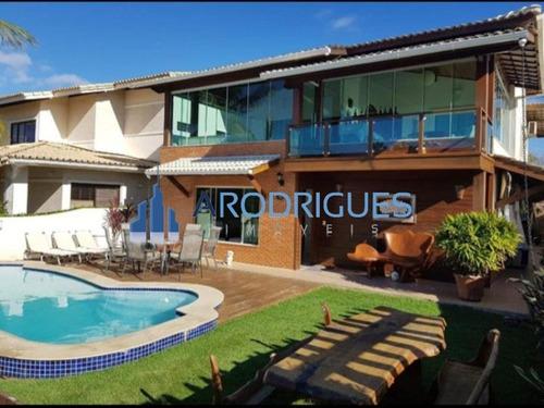 Belíssima Casa À Venda Em Praia Do Flamengo! - Ca00460