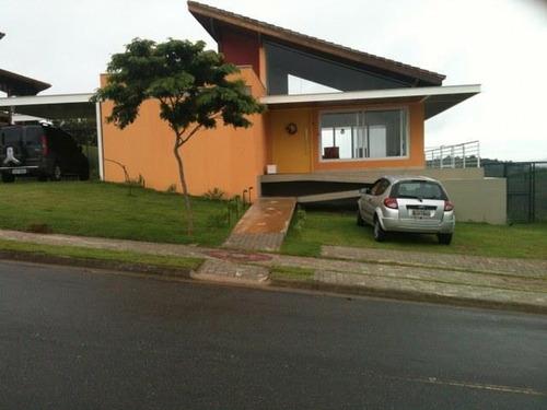 Casa  Residencial À Venda, Ouro Fino, Santa Isabel. - Ca0259