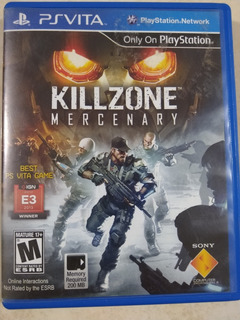 Juego Killzone Mercenary Original Para Sony Ps Vita