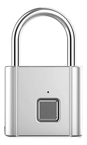 Imagen 1 de 6 de Candado Con Huella Digital Automático Lock Zws-s2