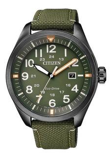 Reloj Hombre Citizen Military Eco Age.oficial M