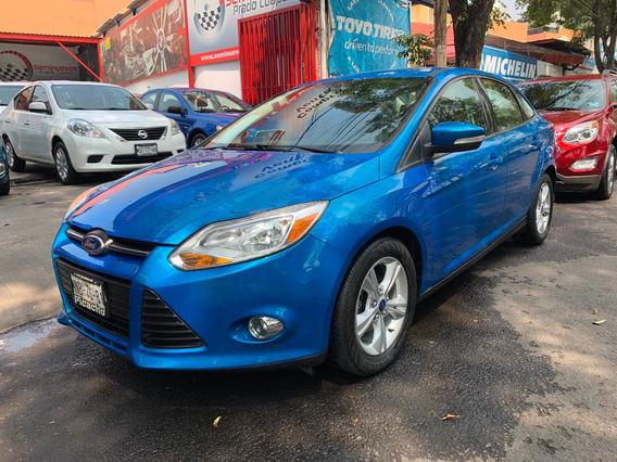 Ford Focus Se 2013 Factura Agencia Impecable