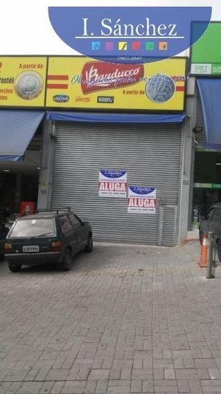 Salão Comercial Para Locação Em Itaquaquecetuba, Centro, 1 Banheiro - 191019_1-889953