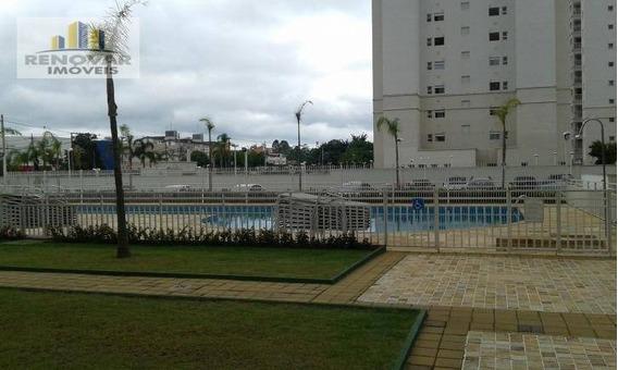 Apartamento Residencial Para Venda E Locação, Cézar De Souza, Mogi Das Cruzes - . - Ap0842