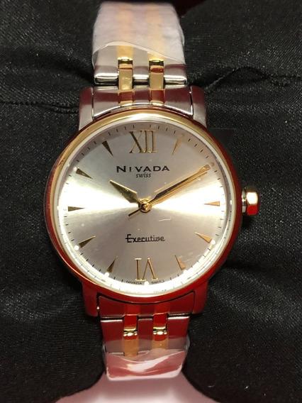 Reloj Nivada Dama Np16004lbicpi