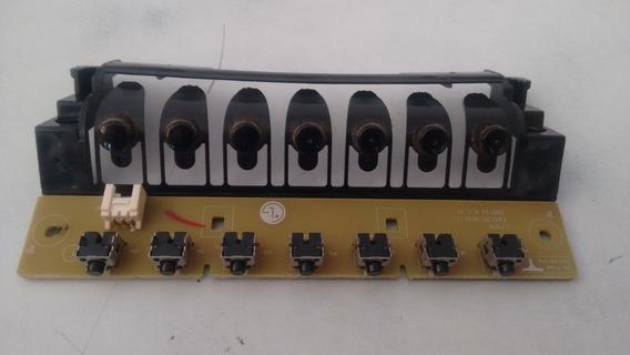 Teclado Para Tv Monitor Lg 22lg30r, Eax43519001 (2)