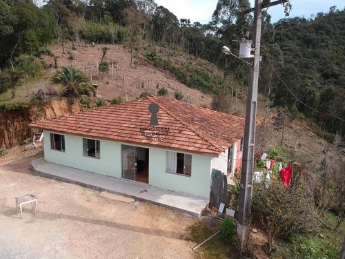 Imagem 1 de 20 de Chácara A Venda No Bairro Centro Em Bocaiúva Do Sul - Pr.  - 508-1