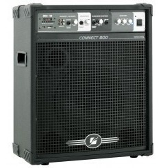 Caixa De Som Amplificada Connect800 Frahm