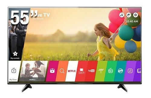 Imagen 1 de 3 de Televisor LG De 55 Ultra Hd 4k,smart Tv Nuevo