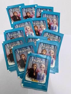 Figuritas Frozen 2 Año 2020 Pack Por 25 Sobres Panini
