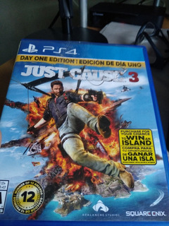 Just Cause 3 Ps4 Juego