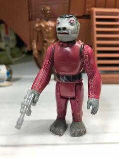 Star Wars Vintage Kenner 1978 Red Snagletooth Doestoys V64