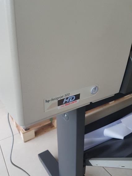 Plotter Hp Designjet 500 - Hp 500 - 42 107cm Bulk Ink