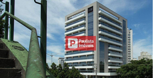 Laje À Venda, 145 M² Por R$ 1.825.000,00 - Campo Belo - São Paulo/sp - Lj0033