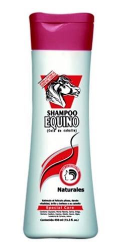 Shampoo Anticaida Equino Cola De Caballo 425ml