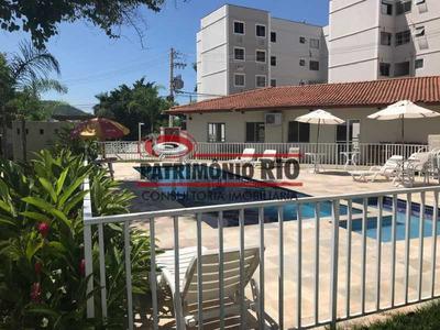 Ótimo Apartamento, Tomás Coelho, 2quartos, 1vaga, Infraestrutura E Documentação Ok! - Paap22914