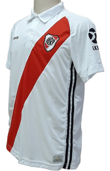 Camisa River Plate Branca
